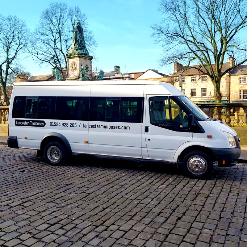 Lancaster Minibuses are the perfect transport solution for business customers, with our large fleet of clean, comfortable and reliable minibuses, and fun and friendly drivers who will make sure every journey runs smoothly